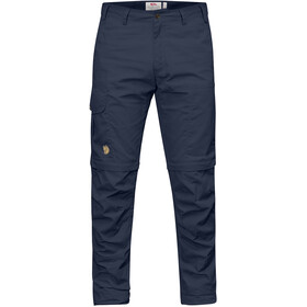 Fjällräven Karl Pro Zip-Off Trousers Men dark navy